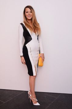 Blake Lively 2 months after giving birth