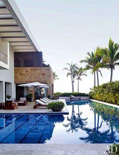 Pool Terrace in Cabo