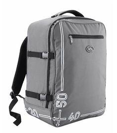 5999e42397c7 Amazon.com  Cabin Max Barcelona 50 x 40 x 20 cm hand luggage backpack (black)   Clothing