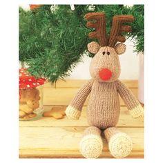 Christmoose Christmas knitting pattern 2 of 2