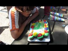 Suburban Eschatology Part Two: Turning 13 with Trick Candles & Spitty Cupcakes