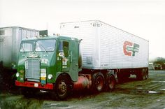 Consolidated Freightways - Similar to Winross White 7000