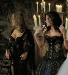 Witches / charmed / brujas / disfraz