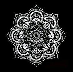 Imagen de mandala, art, and flowers