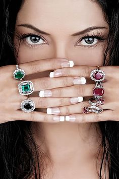 jewelry modeling - Google Search