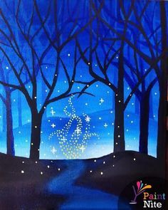 Paint Nite - Detroit | Bailey's Pub and Grille Troy --- What the hey! Finally going to try one of these things...