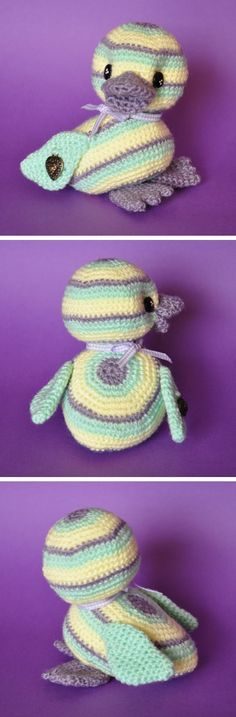 Chica outlet - patito - free pattern