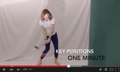 Take a break from work to relax, exercise, and practice your golf swing all at the same time. This Cardiogolf mini workout demonstrates just a small fraction what all is about Cardiogolf. Cardiogolf is a Golf-Specific Fitness Training Regimen by Karen Palcios-Jansen.  Do each drill for one minute, a total of six minutes. Repeat the circuit 3 times and you'll burn up to 125 calories.