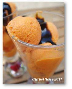 Une glace en apéritif pour faire dans l'originalité. Des poivrons rouges gorgés de soleil, une réduction de vinaigre balsamique et vous...