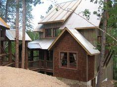 Deadwood cabin rental - front view