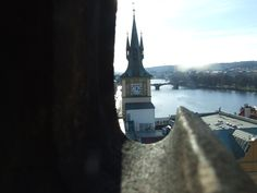Water reservoir tower from Old town´s tower