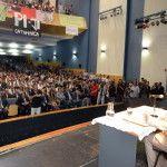 Lucía Corpacci presentó una propuesta para la reforma de la Constitución Provincial