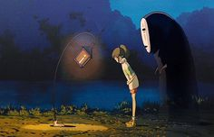 Spirited Away // one of the best movies