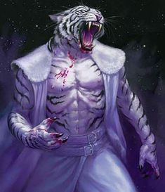 Ailuranthrope (generally called werecats) are creatures of folklore, fantasy…