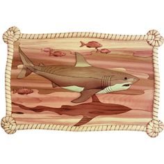 I-167 Great White Shark Intarsia Woodworking Pattern JGR Intarsia Woodworking, Woodworking Patterns, Woodworking Projects, Intarsia Wood Patterns, Great White Shark, Wood Plans, Popular Woodworking, Wood Crafts, Wood Projects