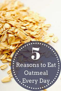 Craving breaded chicken? Instead of using salt-laden bread crumbs, opt for rolled oats with a little seasoning. Oats are high in fiber and healthy carbohydrates, and like all whole grains, they're packed with nutrients like B vitamins, iron and fiber.