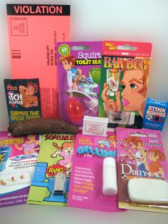 HOUSE PARTY PRANK KIT........ Party Rock'n in the House Tonight…… Get the party started with our House Party Prank Kit. Everything you need to bring the house down if you know what I mean. www.theonestopfunshop.com