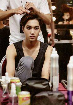 Kai (。♥‿♥。) from EXO - Kim Jongin ♥