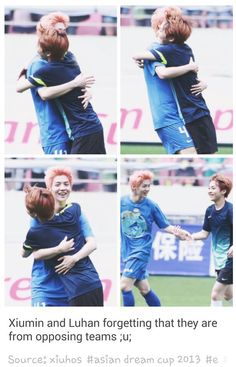 UGH WHY DOES EVERY EXO SHIP HAVE TO BE SO FRIGGIN ADORABLE AND ITS PROBABLY BECAUSE LUHAN'S IN LIKE EVERY SINGLE ONE~ XD
