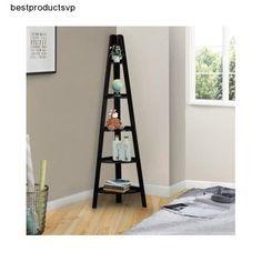 #Ebay #5 #Tier #Corner #Shelf #Storage #Furniture #Rack #Wood #Stand #Tiered #Display #Decorative  #Unbranded #Modern