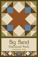 Big Bend National Park Quilt Block
