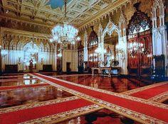 "Hall in the Palace of Ras El Teen ""BAHARI"" ALEXANDRIA Old Egypt, Cairo Egypt, Ancient Egypt, King Of Persia, Life In Egypt, Places In Egypt, Alexandria Egypt, Egyptian Pharaohs, Visit Egypt"