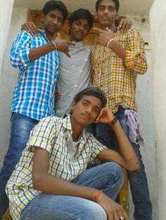 My friends...