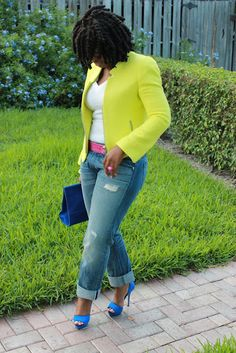 plus size casual outfit!