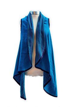 Ethically Sourced Warm Blanket Cloth Waterfall Style