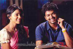 VIJAY HUNTER: Azhagiya Tamil Magan Movie Photos and Stills; Shriya & Vijay