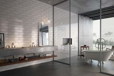 A new interior designs that brings you 15 Striking Industrial Bathroom Designs With Modern Features that you are going to be surprised from. 50 Awesome Industrial Style Bathroom Renovation Ideas To Complement Your Home Industrial Bathroom Vanity, Bathroom Styling, Bathroom Interior, Modern Bathroom, Light Bathroom, Industrial Interiors, Modern Industrial, Kitchen Industrial, Bathroom Remodel Cost