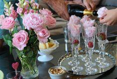 Cocktail, Party, Table Decorations, Home Decor, Decoration Home, Room Decor, Parties, Home Interior Design, Cocktails