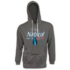Natty Light hoodie just in time for autumn!
