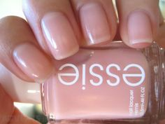 Essie Sugar Daddy – the prettiest barely there sheer color. My all time favorite color by Essie! Essie Sugar Daddy – the prettiest barely there sheer color. My all time favorite color by Essie! Neutral Nails, Nude Nails, Pink Nails, Glitter Nails, Gel Nails, Essie Nail Polish Colors, Nail Colors, Pink Polish, Sinful Colors