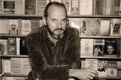Lawrence Ferlinghetti at City Lights in 1959