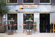 Café | The Amsterdam Escape