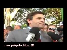 """Pó pará Senador Aécio..""""sopre"""" o bafômetro !!!"""