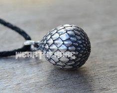 Dragon Pendant Dragon Jewelry Silver Dragon Charm by WearTheRare