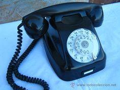 Antiguo teléfono danés