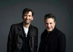 David and Patrick Marber