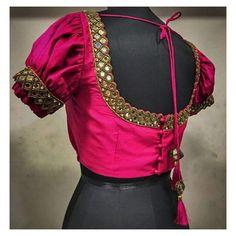 Blouse Designs Catalogue, Best Blouse Designs, Simple Blouse Designs, Bridal Blouse Designs, Blouse Neck Designs, Kerala Saree Blouse Designs, Mirror Work Blouse Design, Designer Blouse Patterns, Sarees