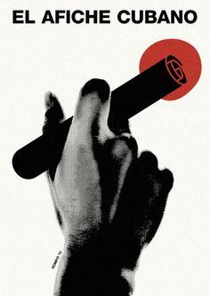 Max Rompo, El afiche cubano, 2013