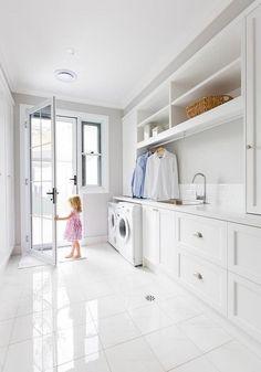 37+ Solutions for Laundry Room Design Ideas - pecansthomedecor.com