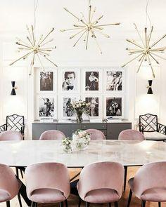 Dream Dining Area Luxury Chandelier Chandeliers Modern Room Lighting Sets