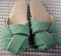 zapatillas fieltro originales