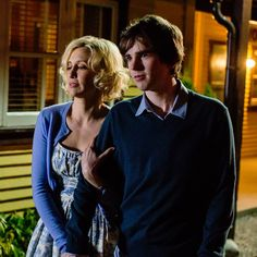 'Bates Motel' Season 4 Episode 3 Preview: Norma and Romero Tie The Knot [WATCH] #news #fashion