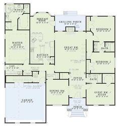 2,486 Square Feet, 4 Bedrooms, 3 Bathrooms