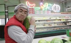 They did this at the fruit aisle: | 27 Signs You Were Raised By Asian ImmigrantParents