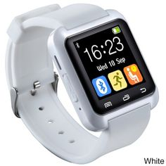 Android Bluetooth Smartwatch for Smartphone, Tablet or PC - Colors Available