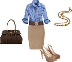 """""""Work clothes"""" by shaysmith on Polyvore"""